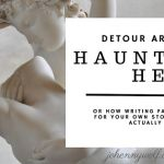 Detour Around Haunted Head