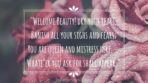 Welcome Beauty