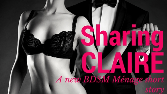 Sharing Claire blog title