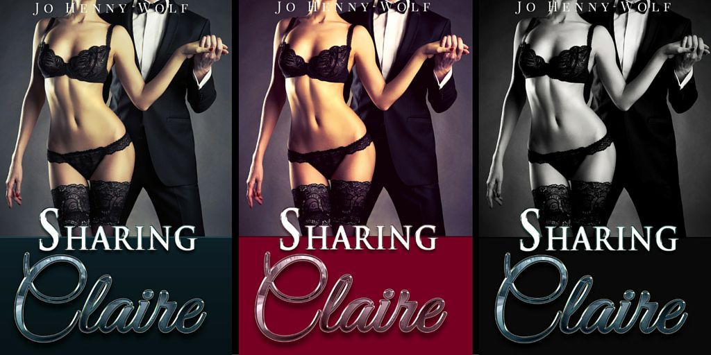 Sharing Claire cover trio