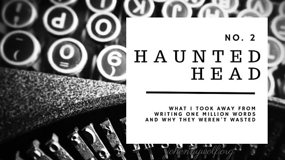 Haunted Head 2nd Edition
