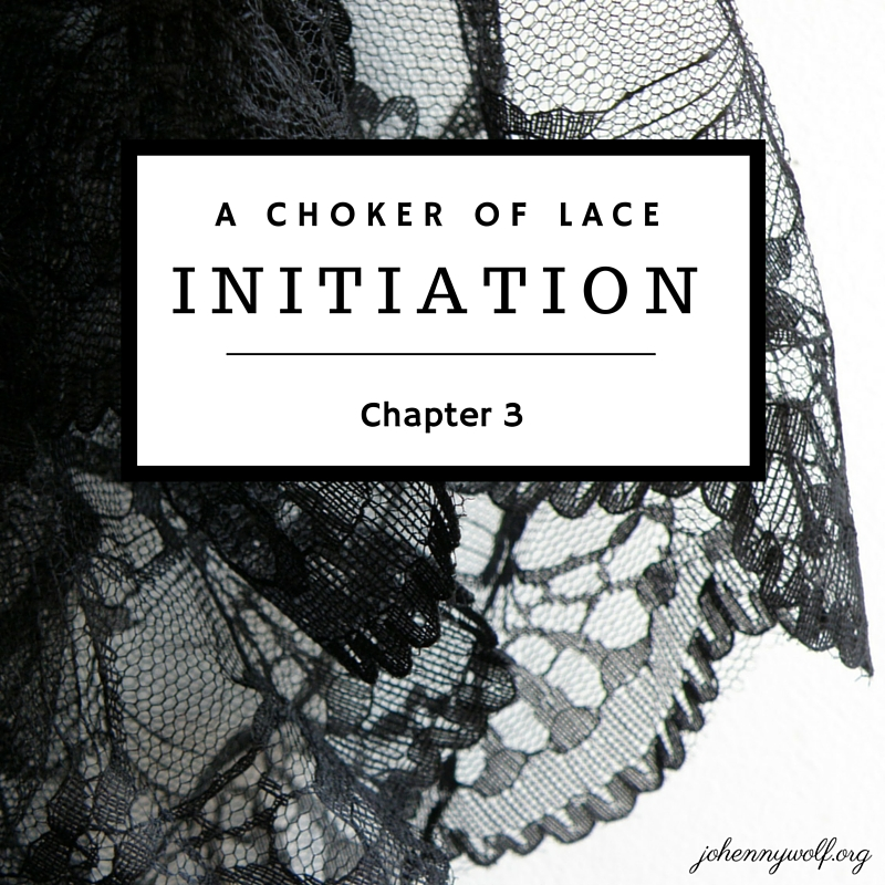 Initiation Chapter 3