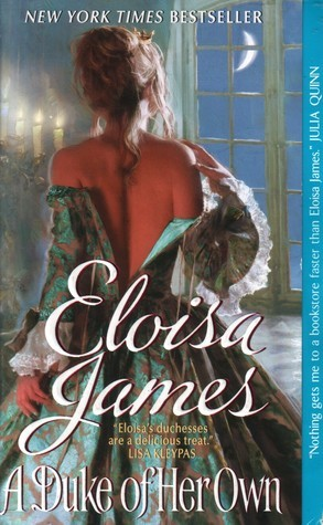 Cover of A Duke of Her Own by Eloisa James
